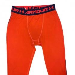 Orange Compression Underarmour Pants Sz XL