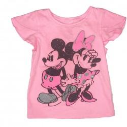 Pink Minnie Shirt Size 2T