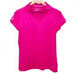 Womens Nike Dri Fit Golf Shirt Sz S