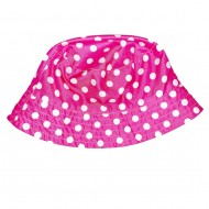 Pink Sun Hat Girls One Size