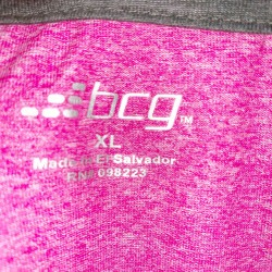 Pink Long Sleeve BCG Shirt Sz XL