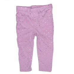 Purple onesie and matching pants Sz 24M
