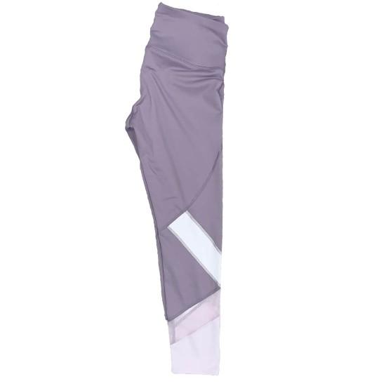 Apana Purple Workout Pants Sz Small