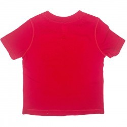Red Short Sleeve Graphic Tee Size 3T