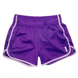 Girls Purple Reebok Shorts Sz S