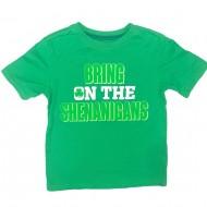 Green St. Patricks Day Tee Shirt Sz XS