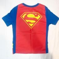 Superman Old Navy Short Sleeve Shirt Sz 4T