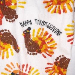 Toddler Thanksgiving Pajama Pants Sz 2T