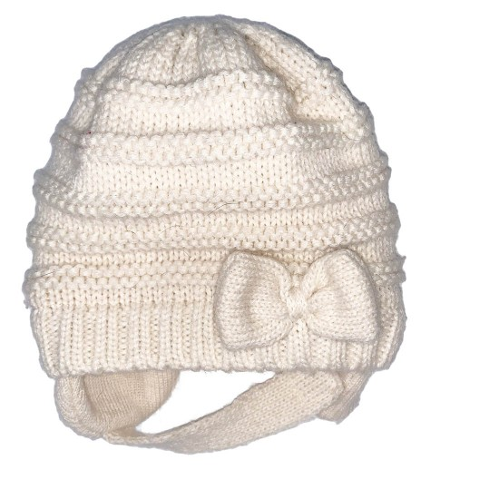 Girls Infant Winter Hat