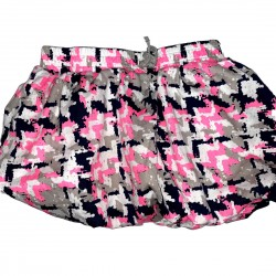 Pink and Blue Bubble Skirt Size 24M