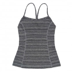 Underarmour women's gray athletic tank top