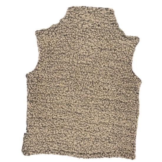 Boys Sherpa Fleece Vest Size 3T