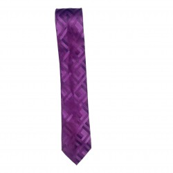 Purple Neck Tie