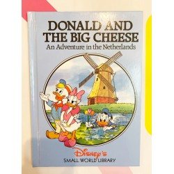 Donald And The Big Cheese