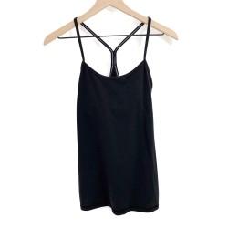 Lululemon Black Tank Top Size 8