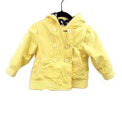 Yellow Coat Sz 6-12 Months