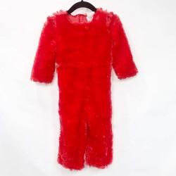 Elmo Halloween Costume Sz 2T