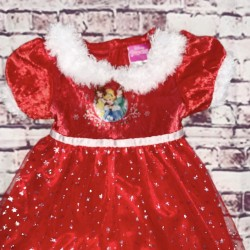 Christmas Dress Size 12mo