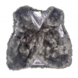 Faux Fur Vest 18 Months