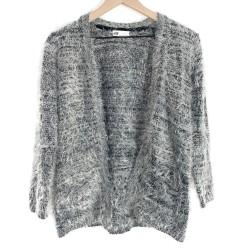 Girls Gray Sweater Sz 10-12Y