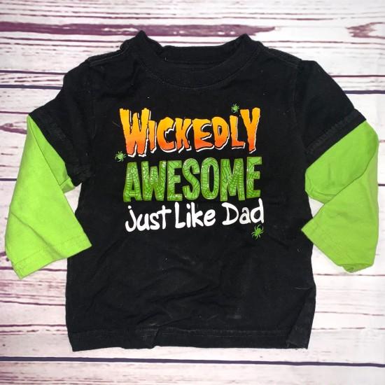 Halloween Shirt Sz 18 Months