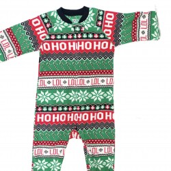 Christmas Footie Pajamas Sz 3T