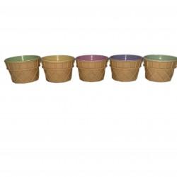 Kids Ice Cream Bowls