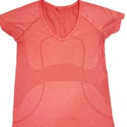 Lululemon Short Sleeve Top Sz 6-8
