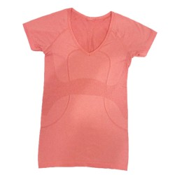 Lululemon Short Sleeve Top Sz 6-8