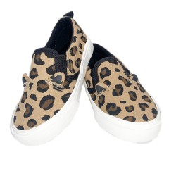 Girls Toddler Leopard Shoes Size 5