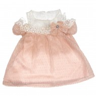 Girls Nannette Couture Fancy Dress Sz 12M
