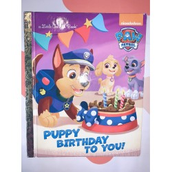 Puppy Birthday to You