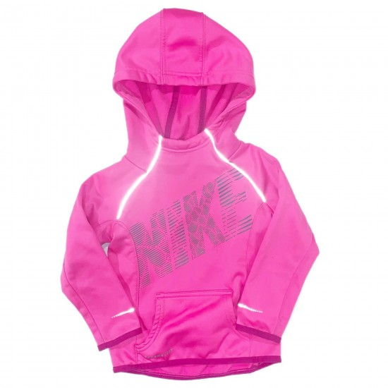 Pink Nike Toddler Hoodie Sz 2T