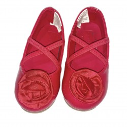 Red Toddler Dress Shoes Size 6