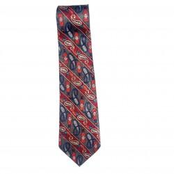 Paisley and Tabasco Mens Tie
