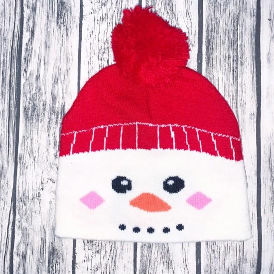 Snowman Winter Hat
